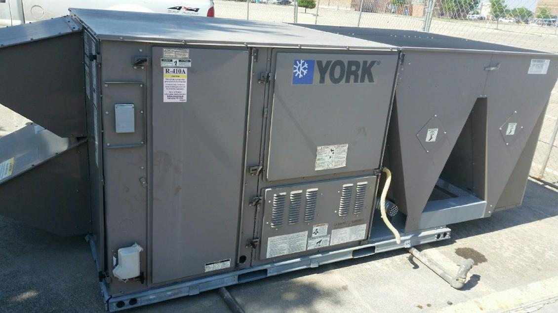 Used Commercial Air Conditioners Utility Plant Equipment